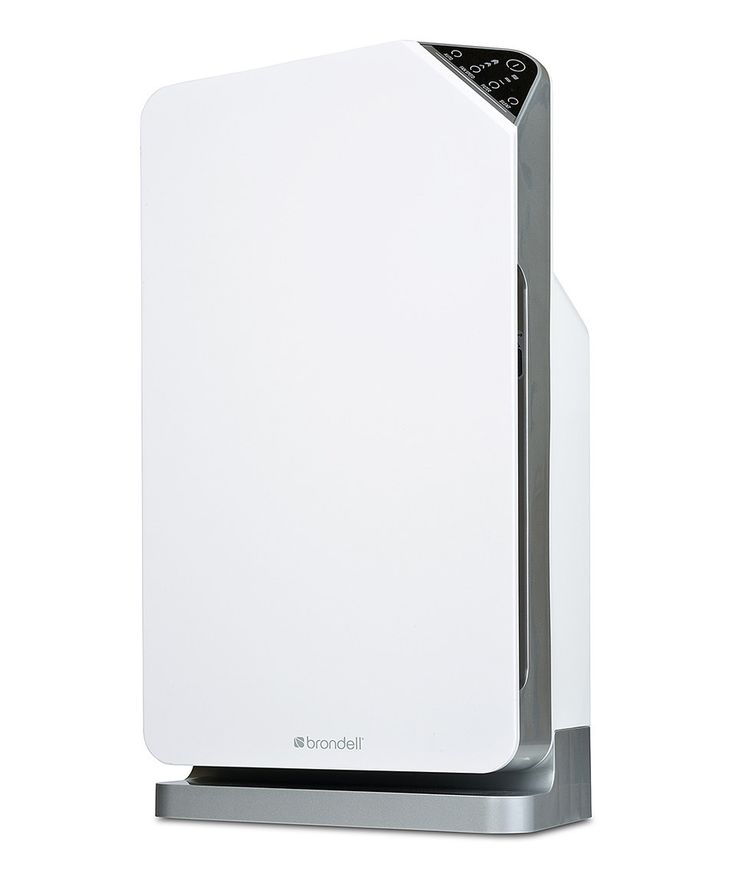 White O2+ Balance Air Purifier by Brondell #zulily #zulilyfinds