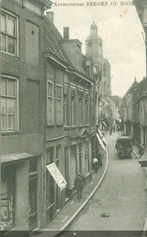 De Kremerstraat.