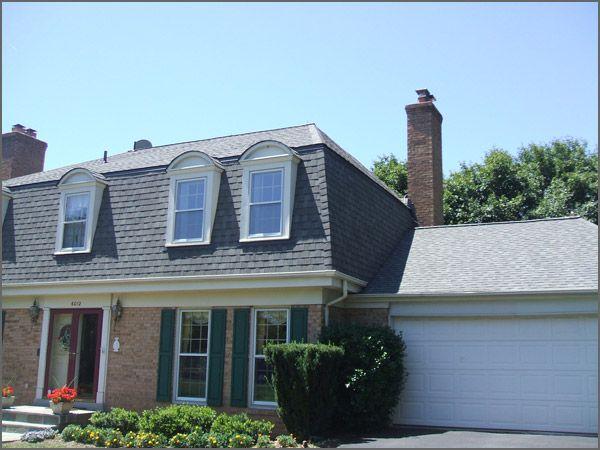 Best Certainteed Landmark Georgetown Gray House Exterior 640 x 480