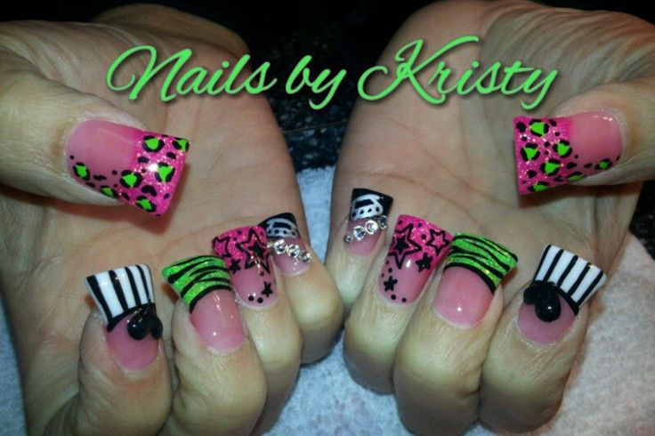 Nails by kristy