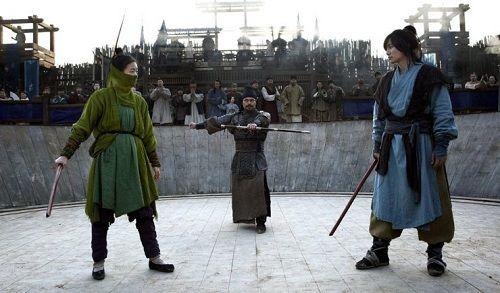 Xem Phim Kiếm Ký - Memories Of The Sword [124 Phút] | XemPhimOnlineHD