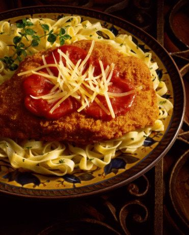 how to make veal parmesan in the oven