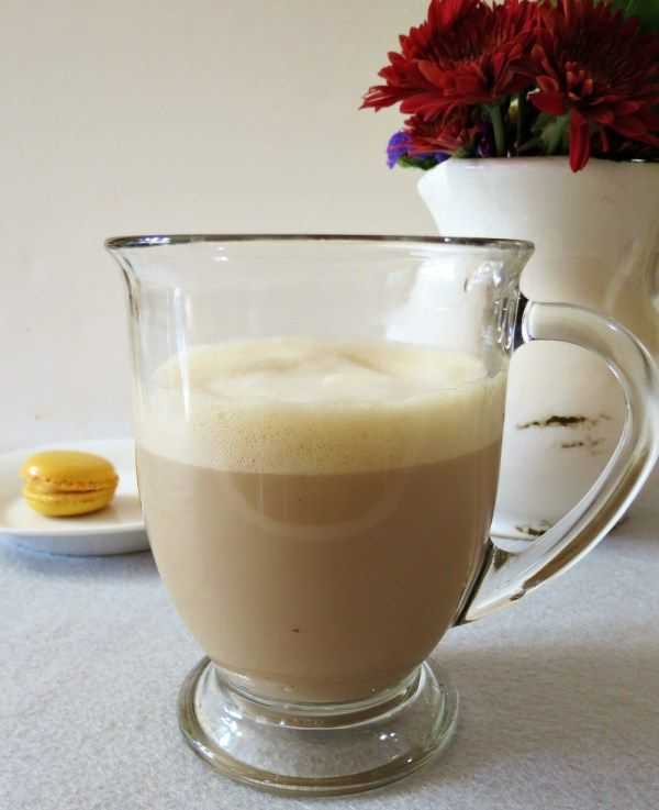 Skinny Vanilla Latte | Peanut Butter and Peppers