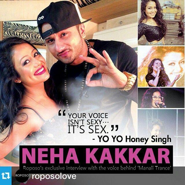 Saxyyyyy Neha Kakkar Yo Yo Honey Singh Movie Posters