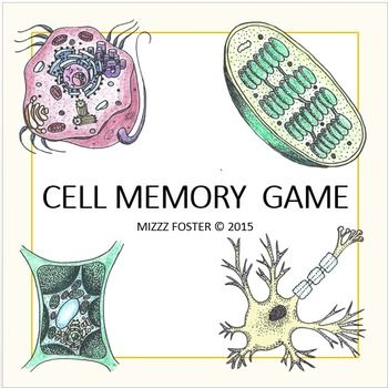 55 best cells images on pinterest life science physical science cell memory game color fandeluxe Gallery