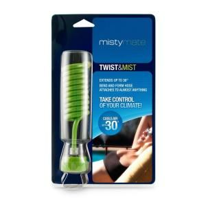 Misty Mate Twist and Mist Single Nozzle Flexible Mister-14000 at The Home Depot