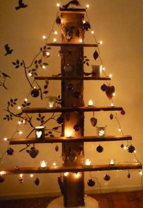 Mijn kerstboom! Speciaal voor mij gemaakt!