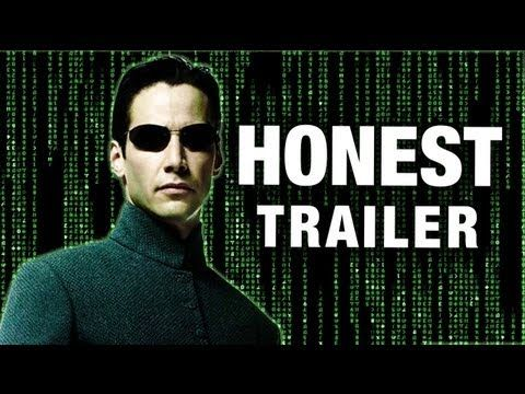 Honest Trailers - The Matrix - YouTube