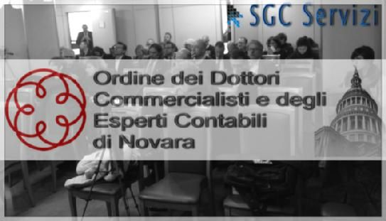 """Here they are the players of our next e-learning video-conference: that's a meeting organised by the """"Ordine dei Commercialisti di Novara"""