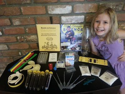 We have lab supplies, excitement, and a love for learning science. Let's go play with Steve Spangler!   The Scientific Mom: Learning With Science, Fun, and Steve Spangler!
