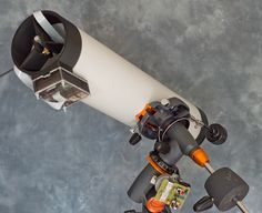 Telescópio com módulo do Raspberry Pi custa cerca de R$ 400 e amplia imagens em até 160 vezes (Foto: Divulgação)