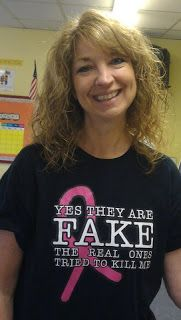 Blogger and Breast cancer survivor