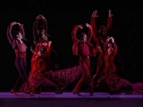BALLERINI DI FLAMENCO  Apaga La Luna Flamenco