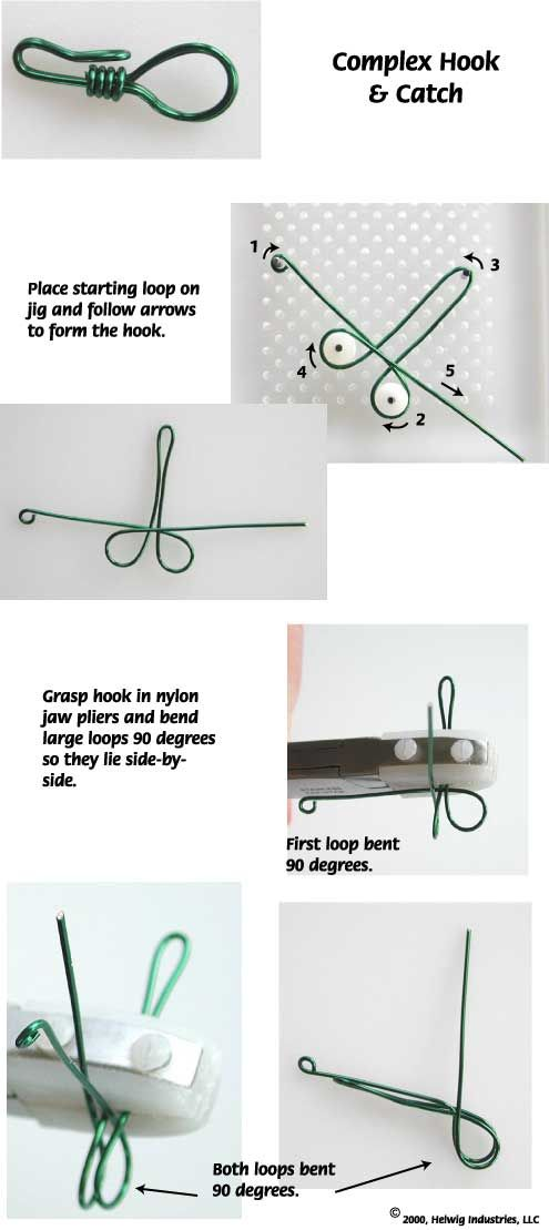 198 best Wire jig patterns images on Pinterest | Jewelry ideas ...