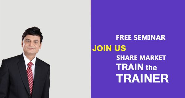 """""""India's FIRST EVER Stock Market TRAIN-THE-TRAINER FREE SEMINAR in Mumbai On 29th & 30th August 2017 Absolutely Free Entry - Join Us. Venue Details As Per Given Below: 1st Seminar - Date: 29/07/2017 - Saturday Time: 7.00 PM Venue: Toni Hall, 3rd floor, Antonia D'Silva School, Kabutar Khana Dadar (W) 2nd Seminar - Date: 30/07/2017 - Sunday Time: 7.00 PM Venue: Alka Hotel 4th Floor, Nr. Ashok Talkies, Near Station, Thane(W) Nimish Sir  Dhanashri Academy Contact no.+91 7045654722"""