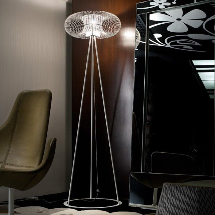 187 best Fabulous Floor Lamps images on Pinterest | Modern floor ...