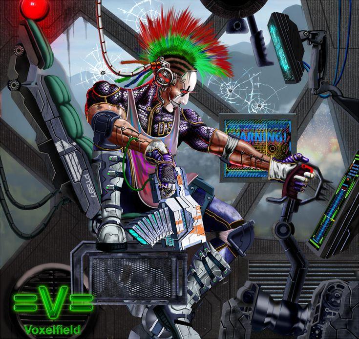 459 Best Retro Future Character Images On Pinterest: Best 25+ Cyberpunk 2020 Ideas On Pinterest
