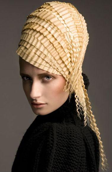 Weird Hairdos | Weird Hairstyles - Halloween Inspiration