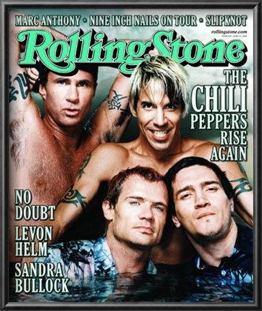 Red Hot Chili Peppers...love love their music