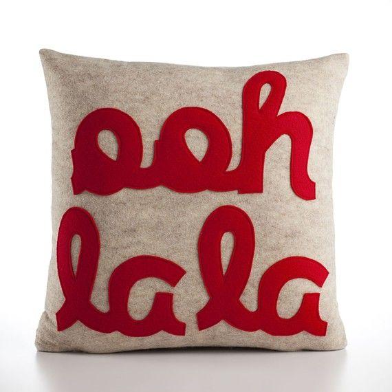 * pillow love.