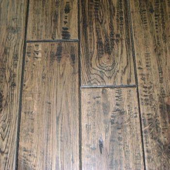 Trillium Fine Hardwoods Handscraped Antique Sable