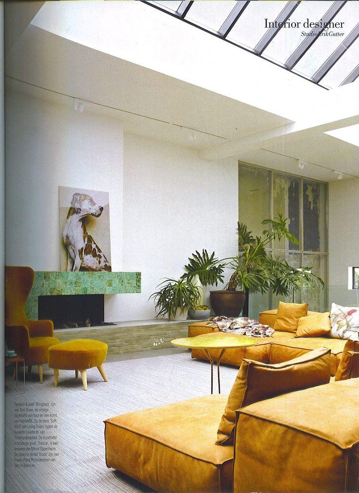 Extrasoft Living Divani designed by Piero Lissoni
