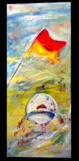 Surf Life Saving, Vintage, beach, March Pass Reel,