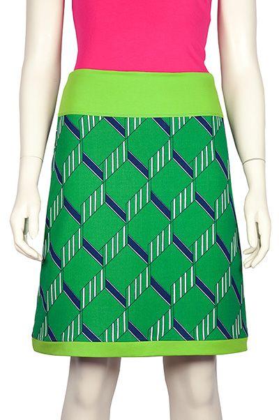 A rok groene trevira jaren 60, Pop Rok