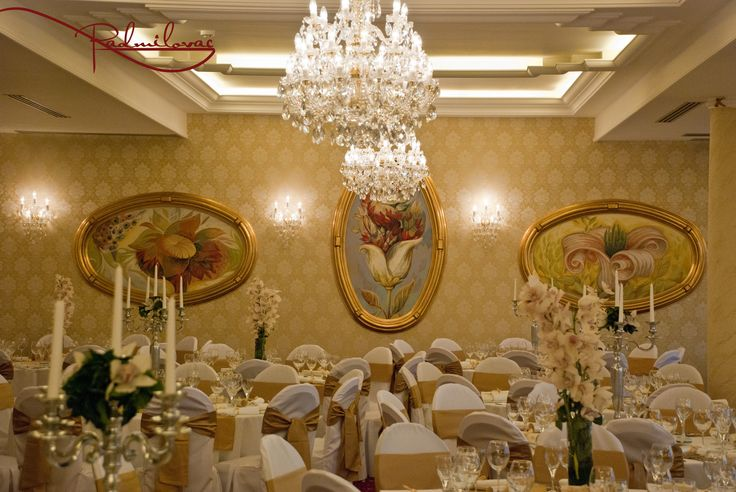 kristalna sala  #radmilovac #svadbe #dekoracija #vencanja #weddings #celebrations #decoration #flowers #chandeliers