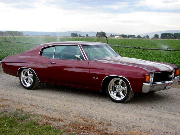 '72 Chevelle SS