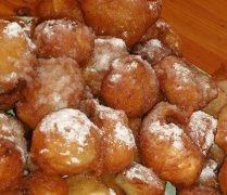 recette Beignets au brocciu de Corse