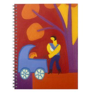 Para Isabel 2005 Spiral Notebook