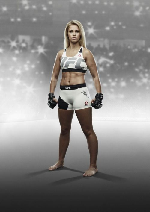 <b>Paige VanZant</b>'s parents owned a dance studio when she was growing up ...