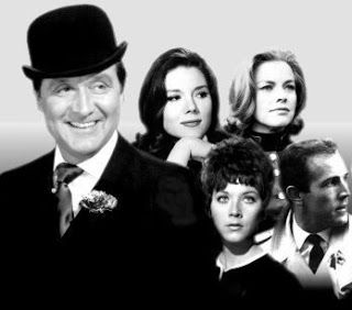 """""""Mrs. Peel We're Needed"""" is one of the most famous line in television but, Emma Peel was  not John Steed's first crime fighting partner. His first partner was Dr. David Keel his second partner """"Kathy Gale"""" later became partner to another famous spy James Bond 007. Steed's later partners where Tara King and his New Avenging partners Purdy and Gambit. http://tomatovisiontv.wix.com/tomatovision2#!brit-tv/c20n9"""