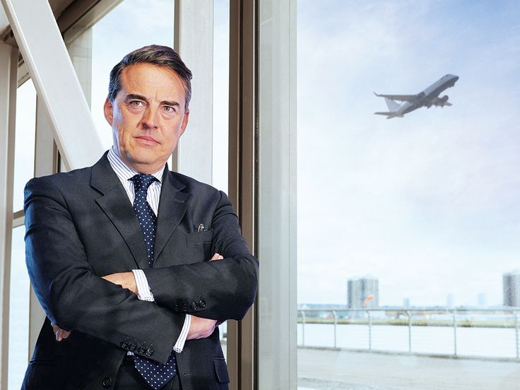 Air France-KLM CEO Steps Down to Take the Reins of Airlines Body IATA