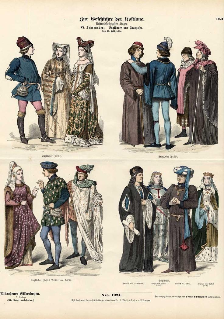 différents costumes                                                                                                                                                                                 Plus
