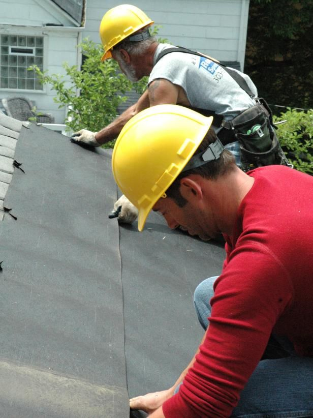 How To Repair A Damaged Roof Roof Repair Roofing Diy Roofing