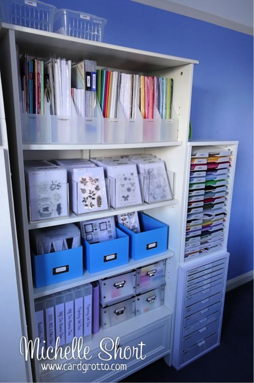 Craft Room: The Card Grotto