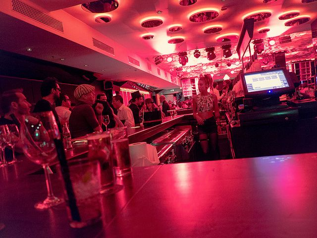 #KER #Club #Barcelona one of the best venues frequented by locals and international expats... no tourists!   Check here the best #nightclubs in barcelona, click on this photo!