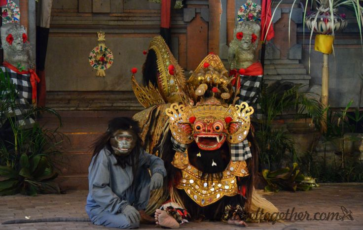 Barong Dance – A Photo Essay - We Travel Together