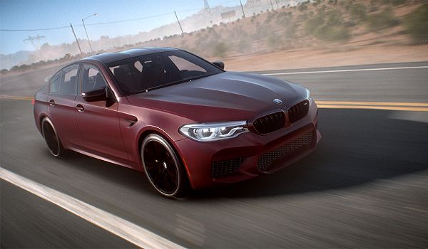 BMW Unveils Newest M Series In Need For Speed: Payback #FansnStars