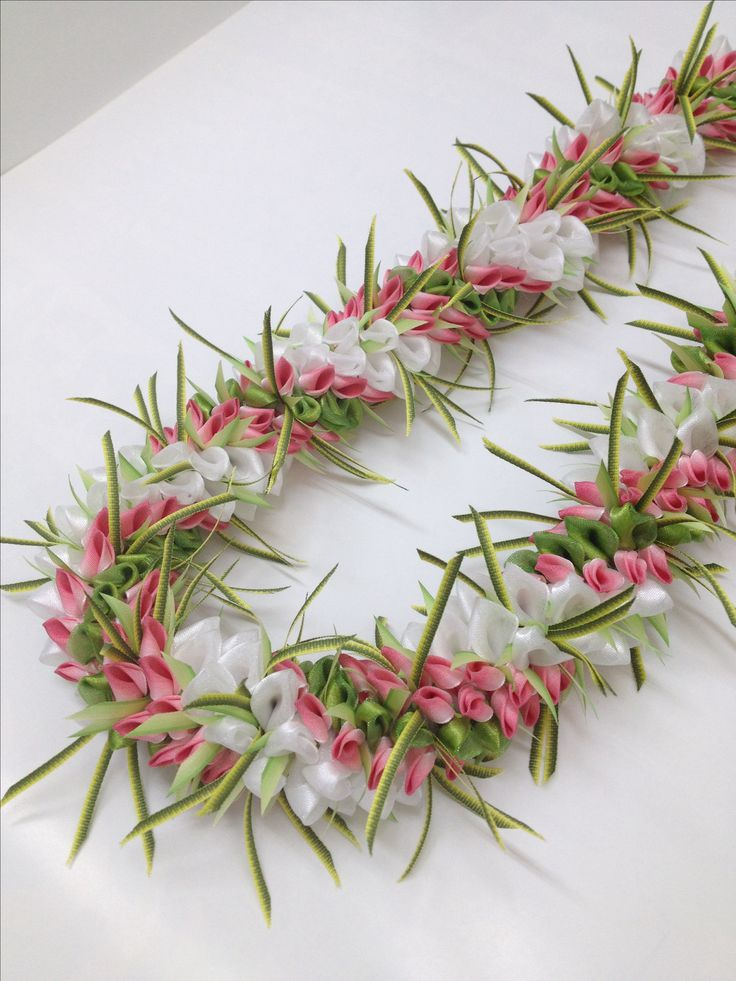 Cherry blossom (Ribbon Lei)