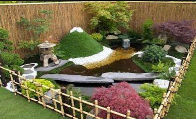 7 Tips Membuat Taman Rumah