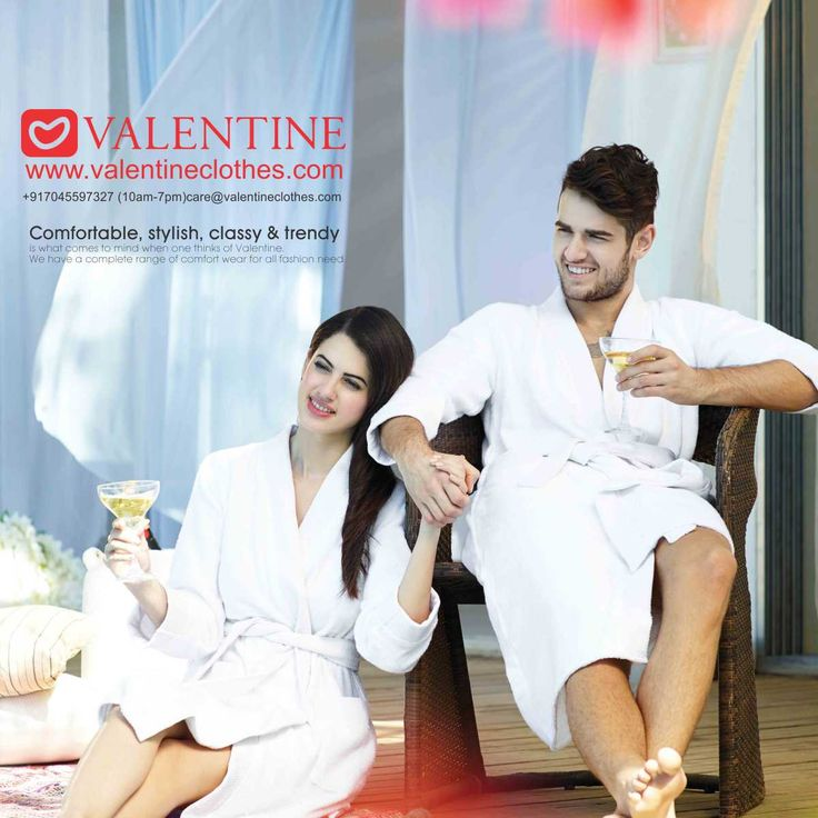 Class is defined by your level of timeless comfort! Valentine Clothes brings you…