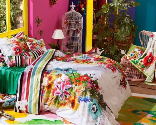 85 best desigual images on pinterest ss 3 4 beds and at - Desigual home decor ...