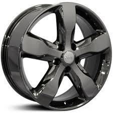 black chrome wheels - Google Search