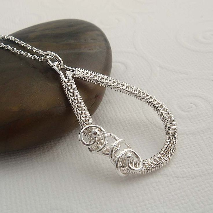 Another wire wrap to do