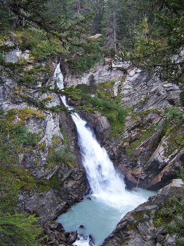 La I cascata del Rutor - La Thuile