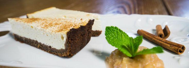 Cheesecake s rebarborovým přelivem | Svět zdraví