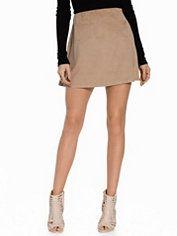 Mini Nederdel - Nederdele - Kvinde - Online - Nelly.com